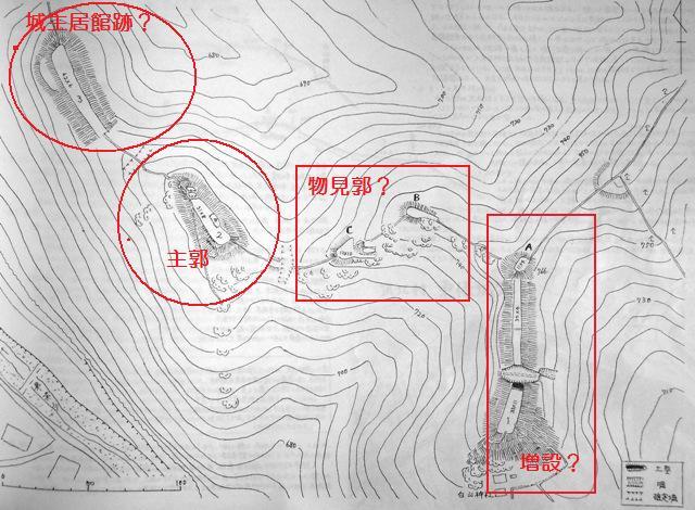 図解 山城探訪第五集 松塩筑資料編 187