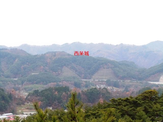 東条城(筑北村) (10)