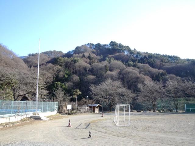 笹沢城(旧四賀村)