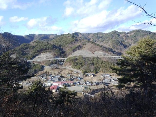 笹沢城(旧四賀村) (10)