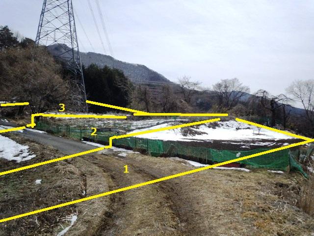 上野屋敷の館