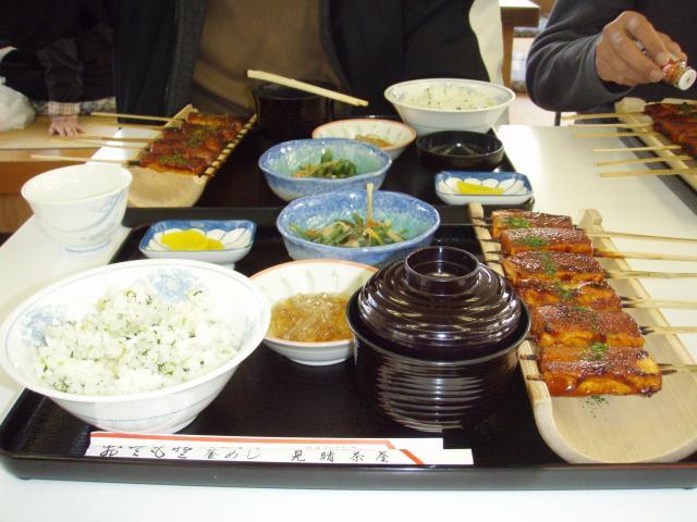 4・3 昼食