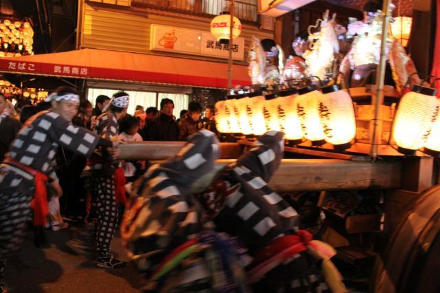 祭り2010 曳き