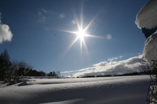 雪景色 1・2