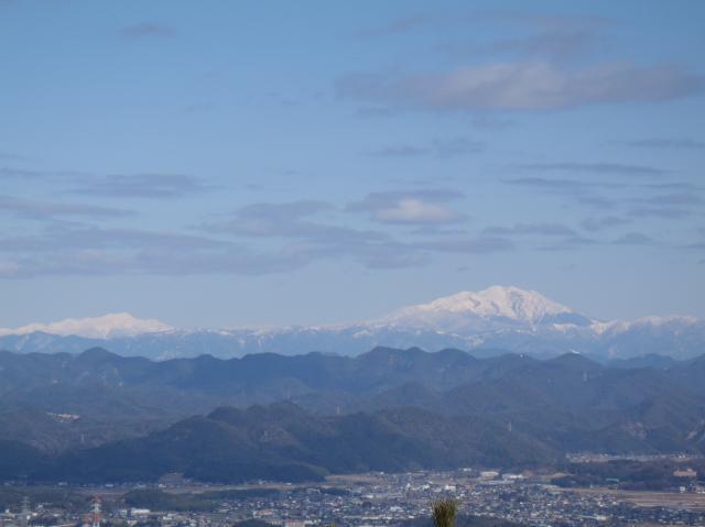 山歩き 景色