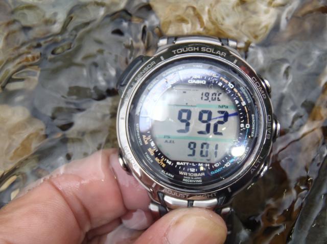 2011・7・30 水温