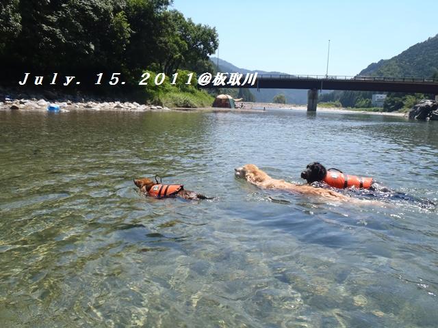 2011・7・15 板取川
