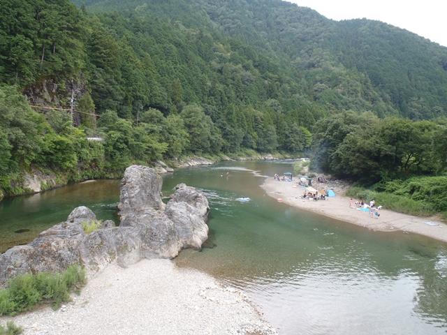 2011・8・11 板取川