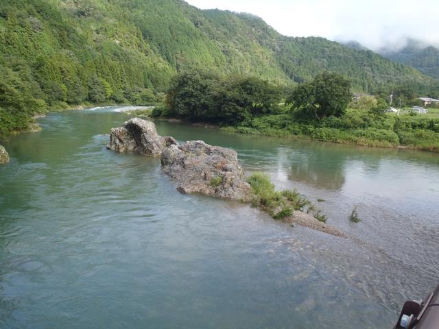 2011・8・27 いつもの川