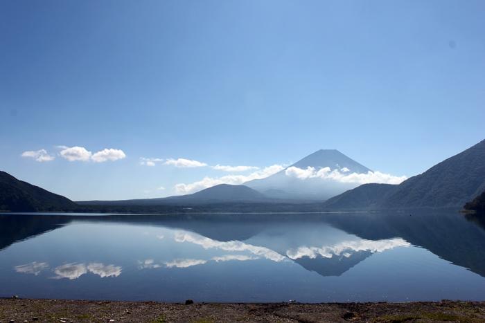 本栖湖 2011.9.15