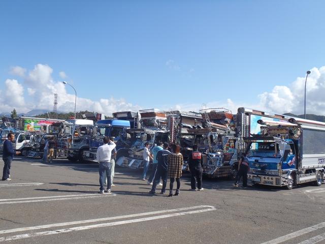 デコトラ 2011.10.23