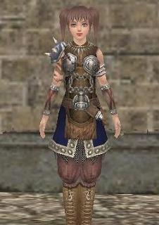 寡婦グズリーズルの鎧