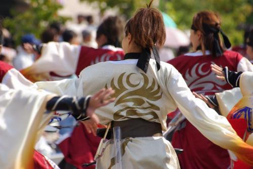 2008 鎌ヶ谷 よさこい うしろ
