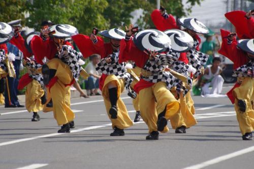 2008 鎌ヶ谷 よさこい おっとっと