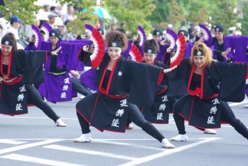 2008 鎌ヶ谷 よさこい ズバッと参上