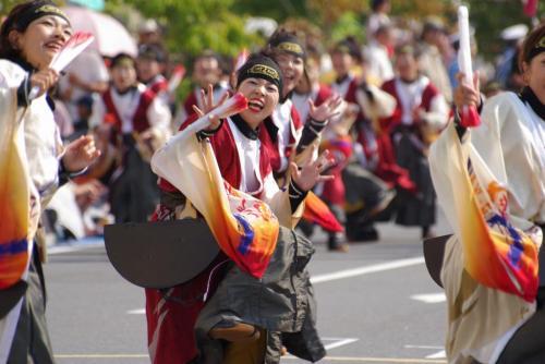 2008 鎌ヶ谷 よさこい ばあー