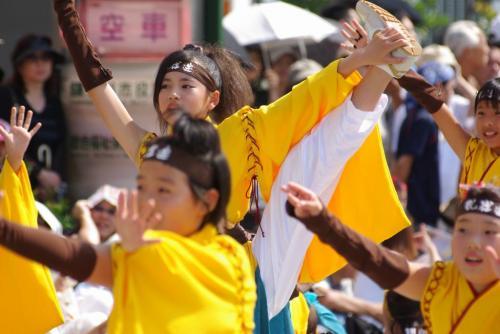 2008 鎌ヶ谷 よさこい バランス