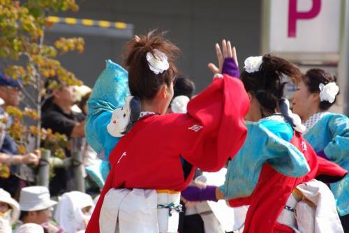 2008 鎌ヶ谷 よさこい ひょっとこ