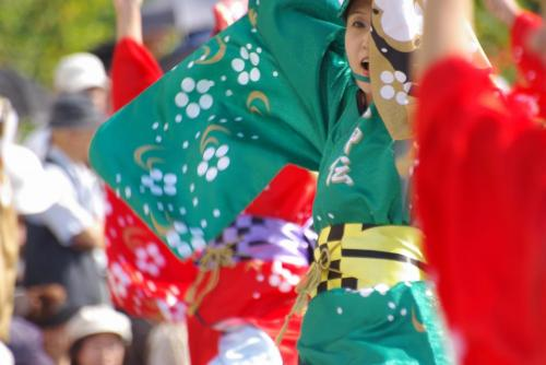 2008 鎌ヶ谷 よさこい 稲毛