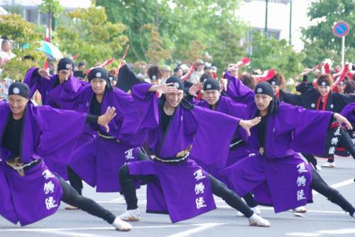 2008 鎌ヶ谷 よさこい 夏舞徒 斜