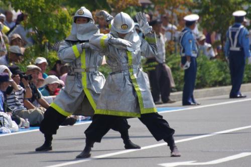 2008 鎌ヶ谷 よさこい 消防1