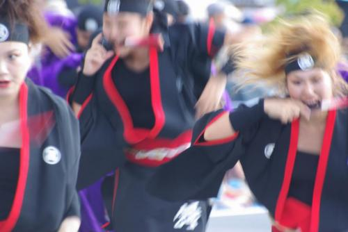 2008 鎌ヶ谷 よさこい 跳ねる