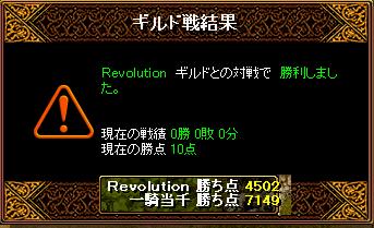 Gv BIS Revolution 2