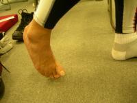 歩く時の足指の動き(3)