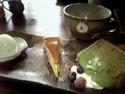 益子の茶屋 デザート