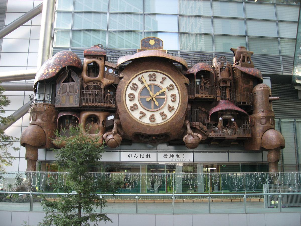 ジブリ時計