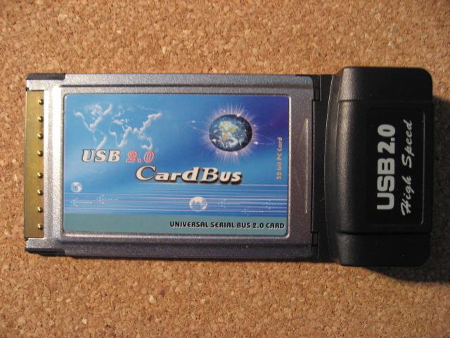 USB2.0カード 本体
