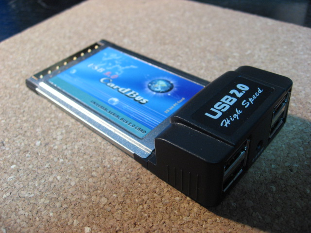 USB2.0カード 本体2