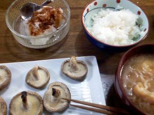 2月3日の朝御飯