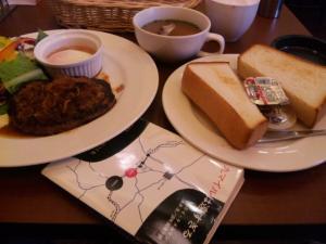 2010年9月30日の朝食