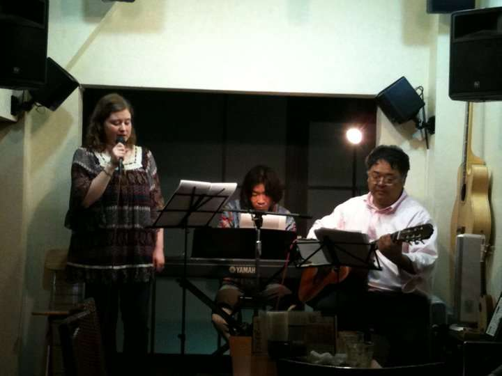 Rebecca Butler, Reviken and IIZUKA Shinji