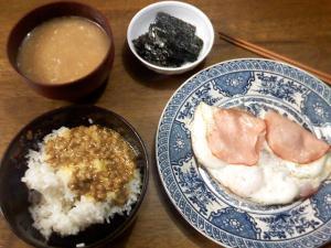 5月26日の朝御飯
