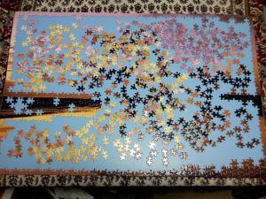 2010年1月31日のジグソーパズル