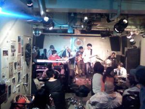 Y2主催最低ブルースセッション at 歌舞伎町Golden Egg