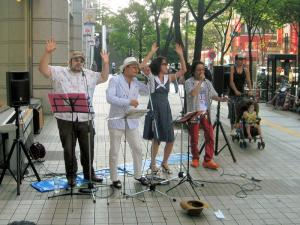 The Zircons at Sumida SJF