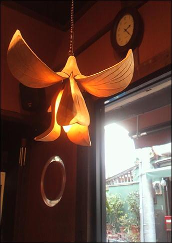 カフェキチ ランプ