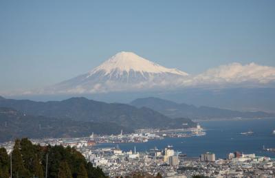 日本平から観る富士山ー5