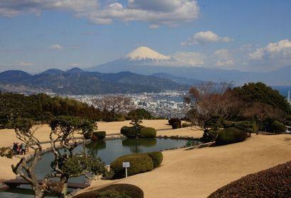 日本平からの富士山-2