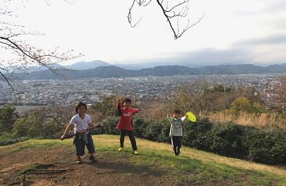 清水山公園・谷津山-8