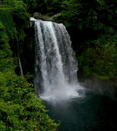 音止めの滝-1