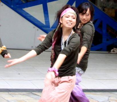 ダンス×大道芸パラダイス-5