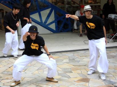 ダンス×大道芸パラダイス-8