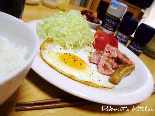 DSCF9・12朝食4