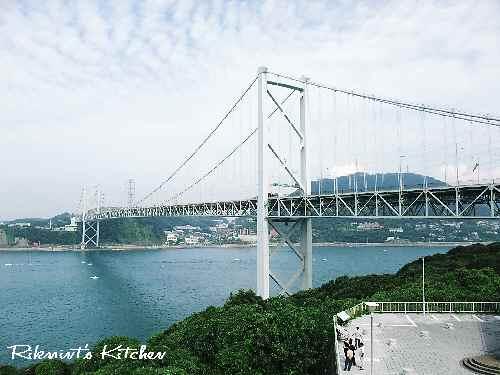 DSCF9・13関門橋