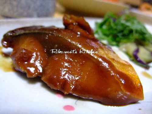 DSCF9・25鯖味噌アップ