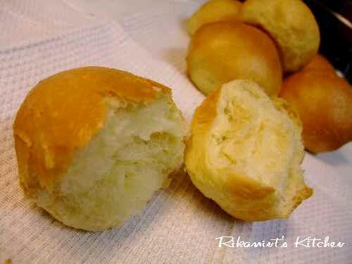 DSCF10・2手捏ねパン割2